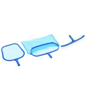3 pcs kit para manutenção de piscinas - PORTES GRÁTIS