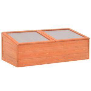 Estufa em madeira 100x50x34 cm - PORTES GRÁTIS