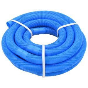 Mangueira de piscina azul 38 mm 9 m - PORTES GRÁTIS