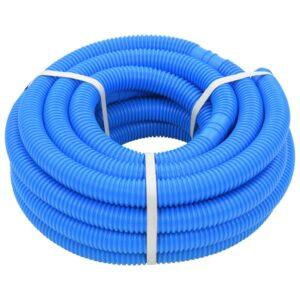 Mangueira de piscina azul 38 mm 12 m - PORTES GRÁTIS