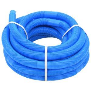 Mangueira de piscina azul 32 mm 15,4 m - PORTES GRÁTIS