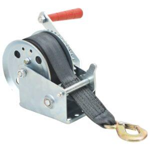 Guincho manual com cinta 540 kg - PORTES GRÁTIS