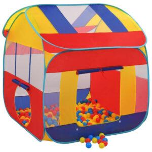 Tenda de brincar com 300 bolas XXL - PORTES GRÁTIS