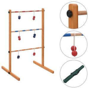 Jogo Spin Ladder golfe em madeira - PORTES GRÁTIS