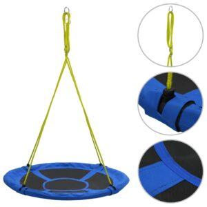 Baloiço 110 cm 150 kg azul - PORTES GRÁTIS