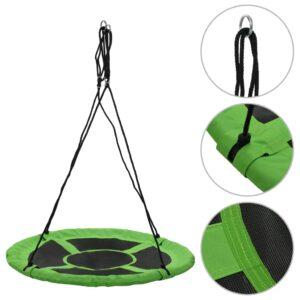Baloiço 110 cm 150 kg verde - PORTES GRÁTIS