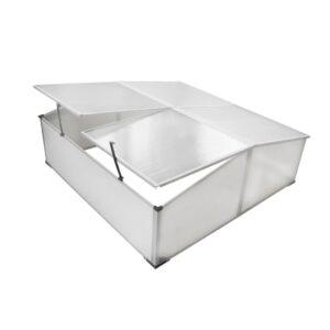 Mini estufa com 4 tampas 108x41x110 cm - PORTES GRÁTIS