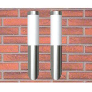 2 luzes de parede, 6 x 36 cm - PORTES GRÁTIS