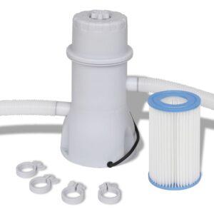 Bomba com filtro para piscina 3785 / h - PORTES GRÁTIS