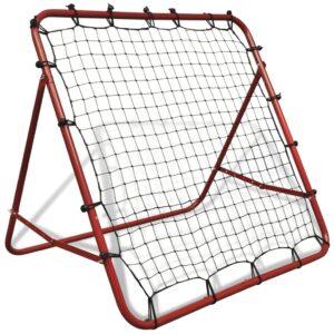 Reboteiro (Rebounder) KickBack para Futebol, Ajustável, 100 x 100 cm - PORTES GRÁTIS