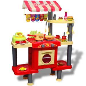Cozinha brinquedo para crianças - PORTES GRÁTIS