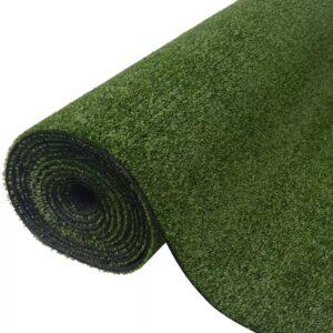 Relva artificial 1x15 m/7-9 mm verde - PORTES GRÁTIS