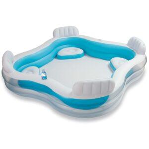 Intex Swim Center piscina de lazer insuflável p/ família 56475NP - PORTES GRÁTIS