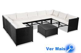 Conjunto Lounge de Jardim