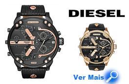 Relógios Originais Com Garantia | DIESEL®