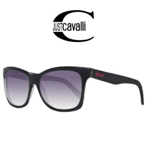 Just Cavalli® Óculos de Sol JC648S 01B 56