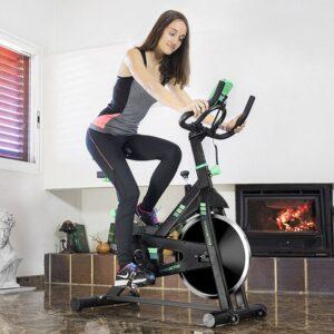 Bicicleta estática Cecofit Power Active