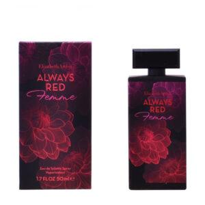 Perfume Mulher Always Red Elizabeth Arden EDT 50 ml