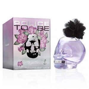 Perfume Mulher To Be Rose Blossom Police EDP (125 ml)