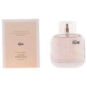 Perfume Mulher L.12.12 Elegant Lacoste EDT 90 ml