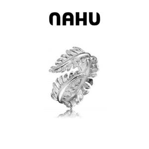 Anel Nahu Prata 925® Nar Laurus