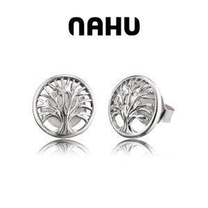 Brincos Nahu Prata 925® Nae Edene Silver