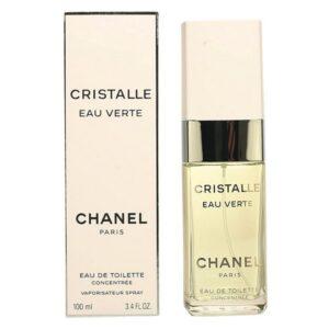 Perfume Mulher Cristalle Eau Verte Chanel EDT 100 ml