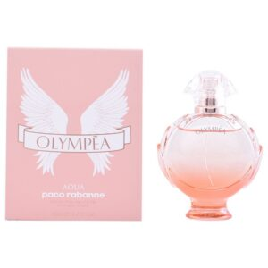 Perfume Mulher Olympéa Aqua Paco Rabanne EDP 80 ml