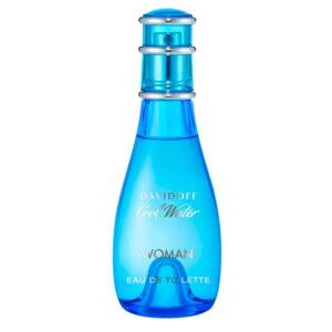 Perfume Mulher Cool Water Davidoff EDT (2 pcs)