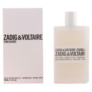 Perfume Mulher This Is Her! Zadig & Voltaire EDP 100 ml