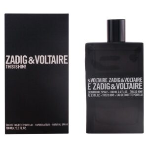 Men's Perfume This Is Him! Zadig & Voltaire EDT 50 ml