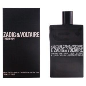 Men's Perfume This Is Him! Zadig & Voltaire EDT 100 ml