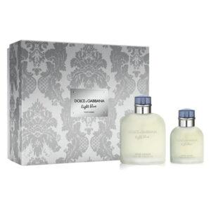 Conjunto de Perfume Homem Light Blue Dolce & Gabbana (2 pcs)