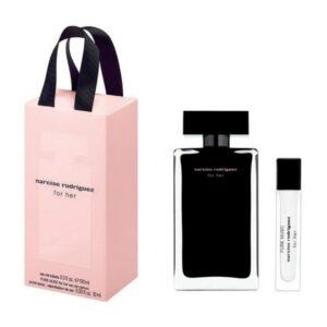 Conjunto de Perfume Mulher For Her Narciso Rodriguez (2 pcs)
