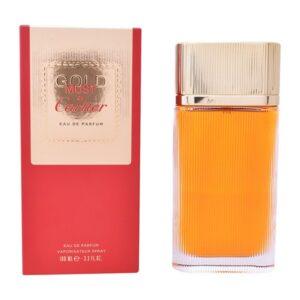 Perfume Mulher Must Gold Cartier EDP (100 ml)