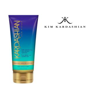 Leite Auto-Bronzeador Gradual Kim Kardashian