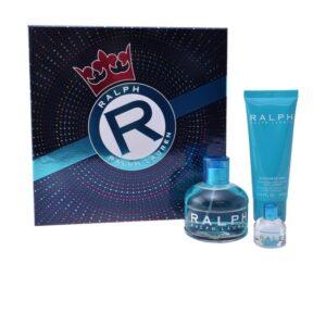 Conjunto de Perfume Mulher Ralph Ralph Lauren (3 pcs)