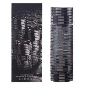 Men's Perfume The Game Davidoff EDT 100 ml