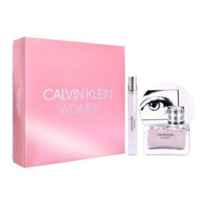 Conjunto de Perfume Mulher Calvin Klein (2 pcs)