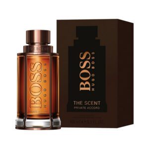 Perfume Homem The Scent Private Accord Hugo Boss EDT (100 ml)