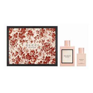 Conjunto de Perfume Mulher Gucci Bloom Gucci EDP (2 pcs)