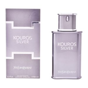 Perfume Homem Kouros Silver Yves Saint Laurent EDT 50 ml