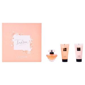 Conjunto de Perfume Mulher Tresor Lancome 76085 (3 pcs)