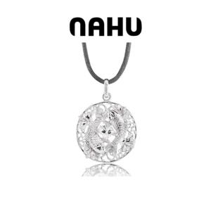 Colar Nahu Prata 925® Nan koi