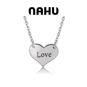 Colar Nahu Prata 925® Love Letters Prata
