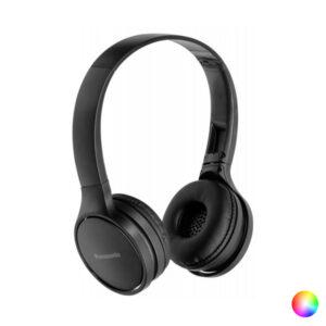 Auscultadores de Diadema Dobráveis com Bluetooth Panasonic Corp. RP-HF410BE USB Branco