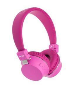 Auscultadores Bluetooth Denver Electronics BTH-205 Cor de rosa