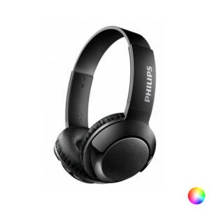 Auscultadores de Diadema Dobráveis com Bluetooth Philips SHB-3075/00 USB 40 mW Vermelho