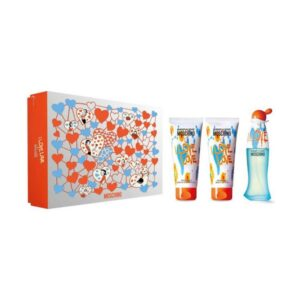 Conjunto de Perfume Mulher Cheap And Chic Love Love Moschino (3 pcs)