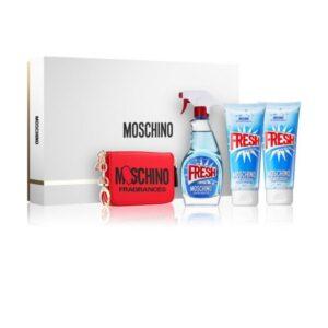 Conjunto de Perfume Mulher Fresh Couture Moschino (4 pcs)